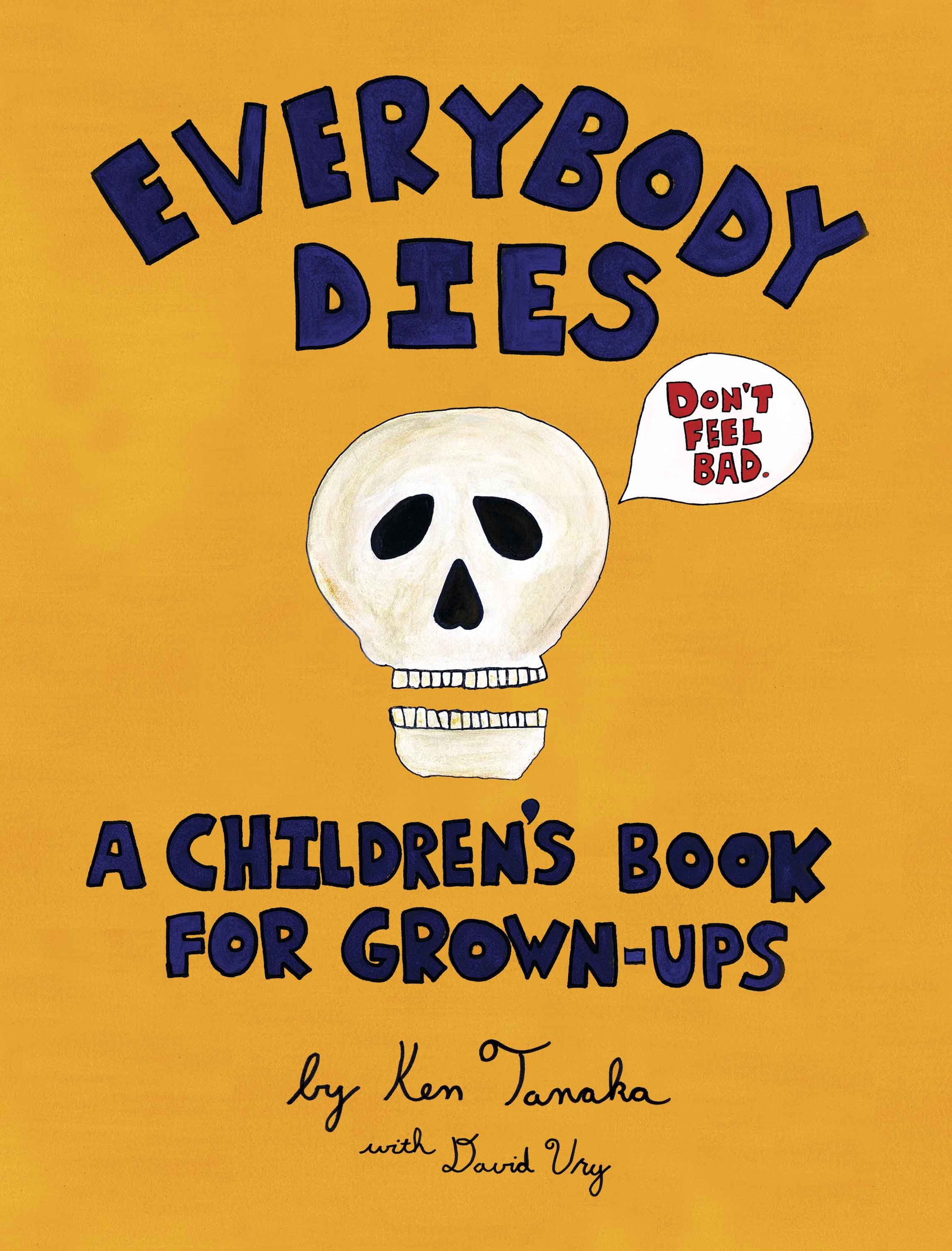 Everybody Dies Cover small