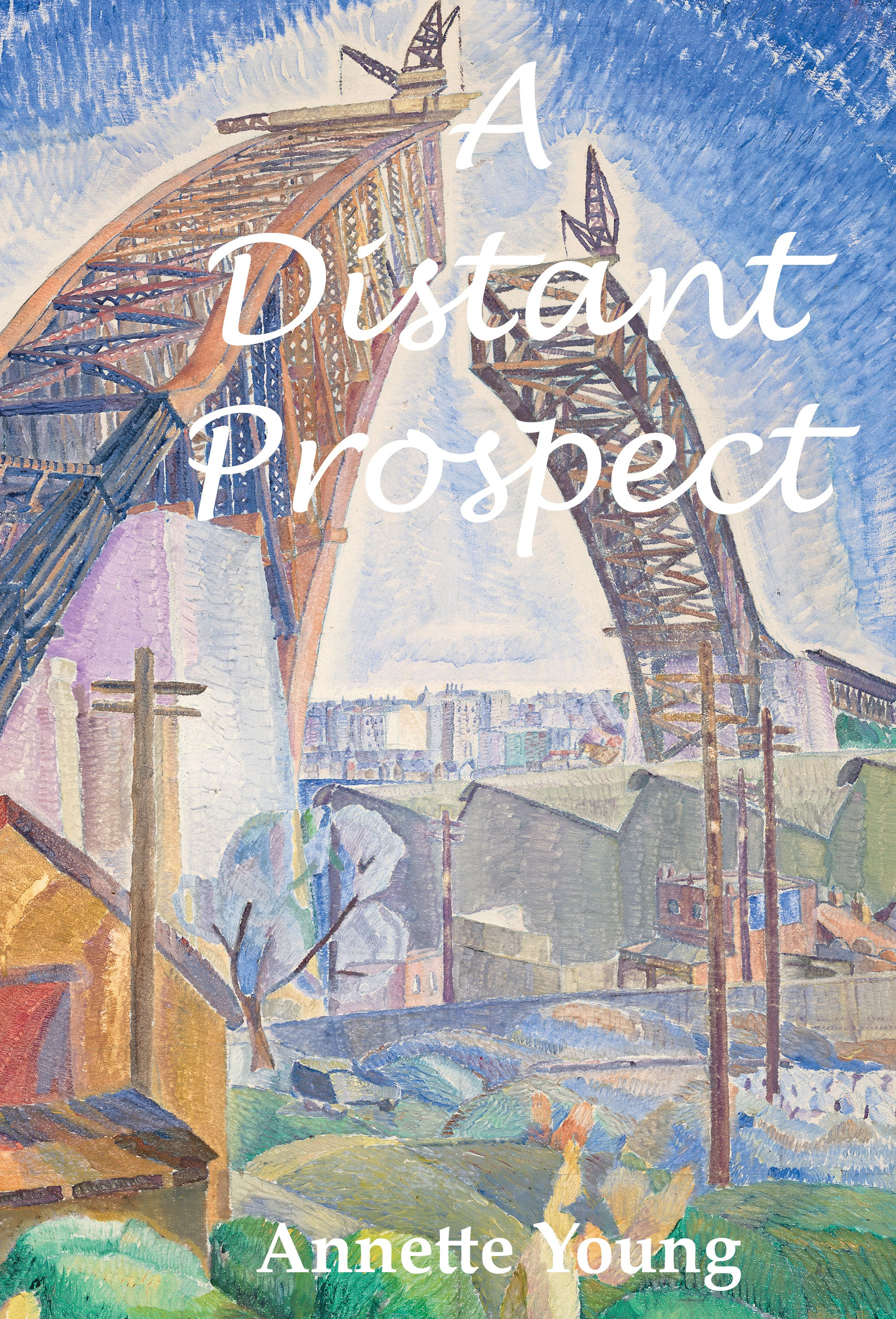 A Distant Prospect Front Cover high res