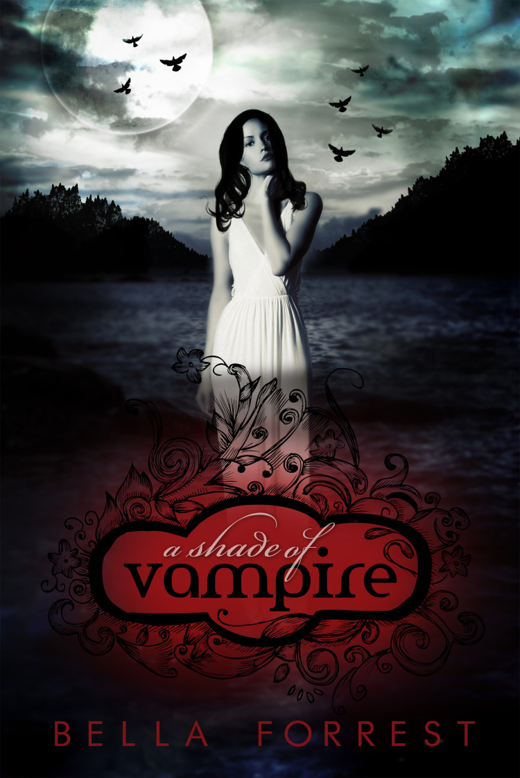 Shade of Vampire Cover