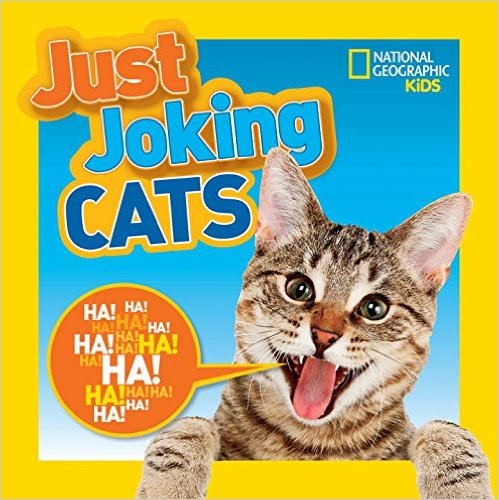 just joking cats pic