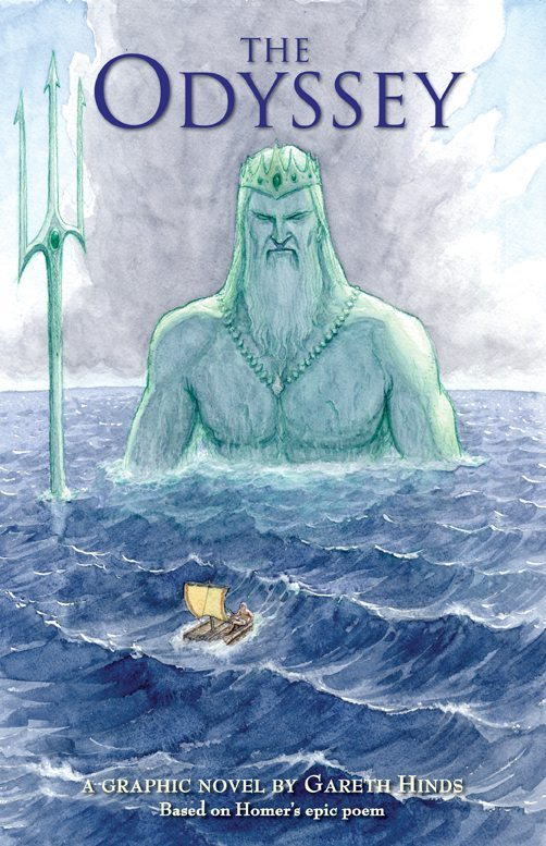 an analysis of the epic story of the odyssey Free essay: the odyssey is a celebrated epic filled with many different themes, motifs, styles, and characters that could be examined in vast detail, but the.