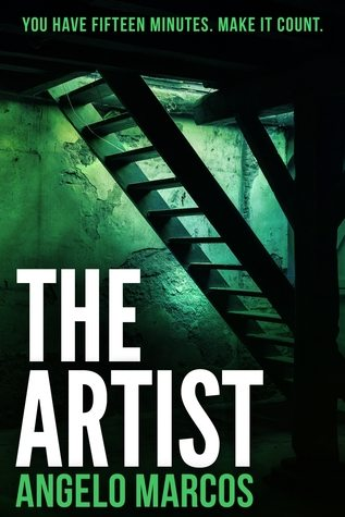The Artist Angelo Marcos Cover