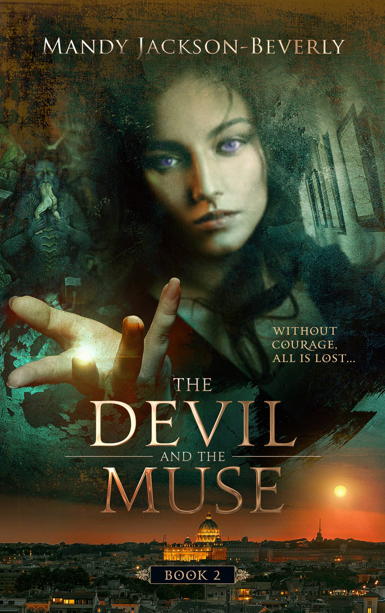 The Devil and the Muse - eBook small
