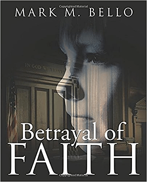 Betrayal of Faith Book Cover