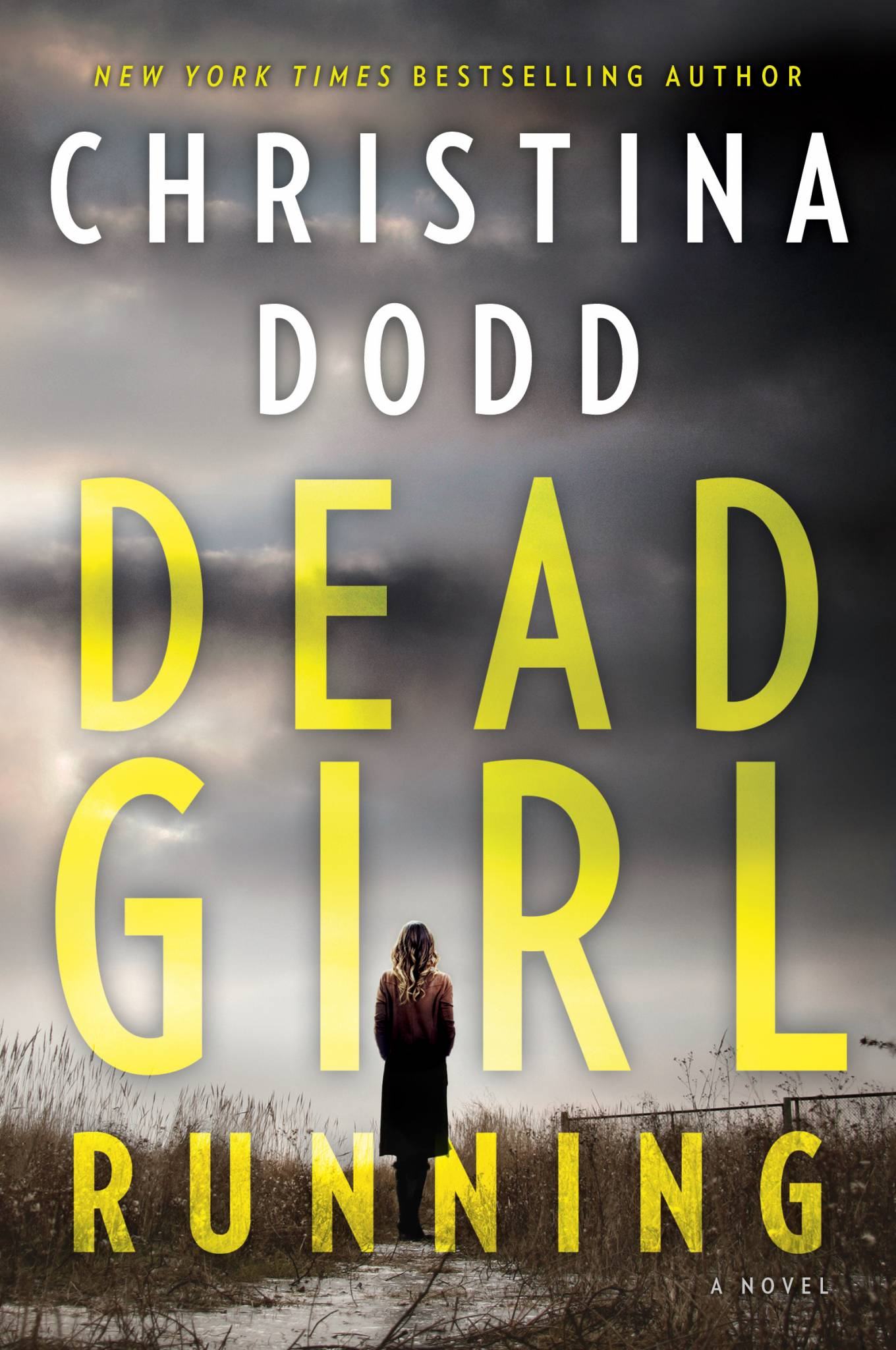 cover_Dead Girl Running_Christina Dodd